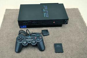 Black Playstation 2 1TB Hard Drive + New Laser + 3 Month Warranty