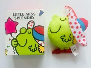 McDonald's Happy Meal UK 2021 Mr Men & Little Miss - No.9 Little Miss Splendid