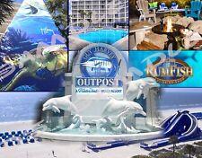 Florida - St Pete Beach - GUY HARVEY OUTPOST - Souvenir Flexible Fridge Magnet