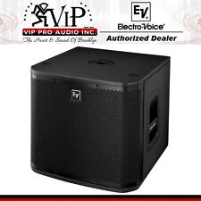 Electro Voice EV ZXA1-Sub Active DJ/Club Powered Subwoofer Sub 700W Amplified