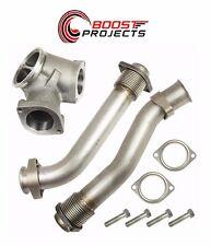 BD Diesel Up Pipe Kit 1999,5 - 2003 Ford 7.3L Powerstroke - 1043900