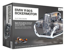 "BMW R/90-S Flat Twin ""Airhead"" Engine Model Kit with Collector's Manual"