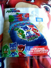 Kids Girls Boys Pj Masks Bed In a Bag Bedding Twin Comforter