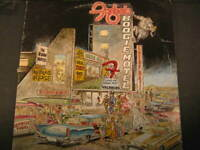 """""""Boogie Motel"""" LP Record by Foghat"""