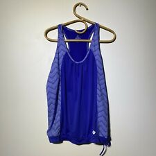 XL Womans Prana Racerback Tank Top