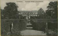856: AK Postkarte Hannover Schloß in Herrenhausen