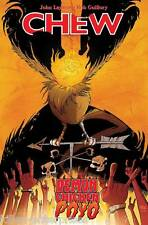 Chew Demon Chicken Poyo #1 Comic Book 2016 - Image