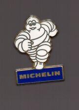 Pin's bonhomme / Bibendum Michelin (zamac signé Fraisse)