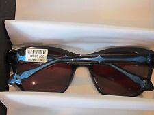 Sama por Loree rodkin Gafas De Sol Angie Brown/blue-sizz 54 al por menor $580