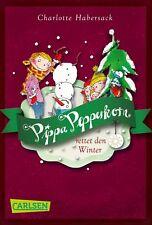 Charlotte Habersack - Pippa Pepperkorn rettet den Winter