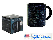 The Constellation Color Changing Thermometer Heat Sensitive Tea Coffee Milk Mug