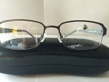 Konishi Eyeglasses, 1262, Brand New, Grey Men's Metal