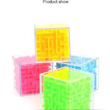 Big 3D Cube Labyrinth Magic Rolling Ball Puzzle Rompicapo Gioco Sphere M PQ