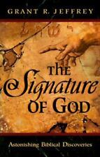 The Signature of God: Astonishing Biblical Discoveries-ExLibrary