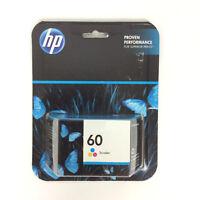 HP 60 Tri Color Ink Cartridge Inkjet Printer Hewlett Packard Exp June 2015