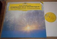 Bernstein TCHAIKOVSKY Symphony No.6 - DG digital 419 604-1