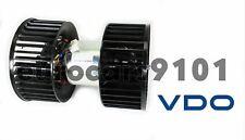 New! BMW VDO/Siemens HVAC Blower Motor 5WK05420-V 64118390208