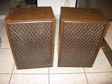 Sansui SP-3000A Pair Vintage Speakers. Excellent working order