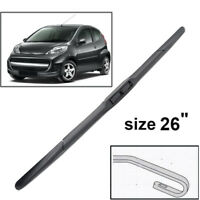 Front Windscreen Wiper Blade Fit For Peugeot 107 Citroën C1 Toyota Aygo MK1