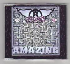 AEROSMITH Cd Maxi AMAZING 4 tracks 1993