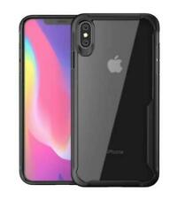 Premium Case iPhone 8 7 6 6S Plus XR XS 11 MAX ShockProof Bumper Cover Silicone