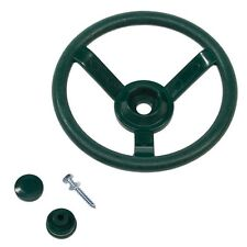 STEERING WHEEL~GREEN Outdoor Play Equipment Fort Playground Accessories