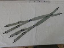 #G ORIGINAL US ARMY WW2 M36 SUSPENDERS pistol belt / Koppeltrage Gestell