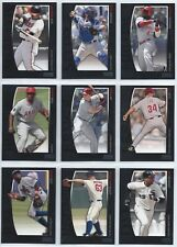 2009 Topps Unique Baseball Base Cards You Pick the Player Card Finish Your Set