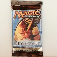 MTG DISSENSION - Factory Sealed Booster Pack -Magic the Gathering Ravnica Block