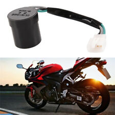 Blinker Turn Signal Flasher/Relay Round 12V 3Wire Scooter 50cc 125cc 150cc GD