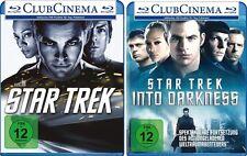 2 Blu-rays *  STAR TREK 11 + 12  - Into Darkness - Chris Pine  # NEU OVP +