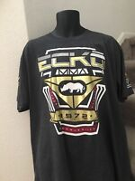 Ecko Unltd Mens Size XL XLarge Short Sleeve Shirt Grey Gray Crew Neck NWT New