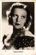 CPA MARTHA EGGERTH . Film Star Cinema (465928)