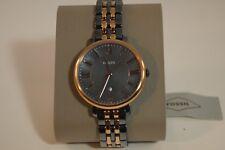 Fossil Women's Jacqueline Two-Tone Stainless Steel Bracelet Watch 36mm - ES4321