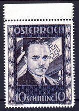 Österreich 1936 Mi# 588  (*) REPRINT, Fälschung