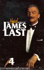 JAMES LAST - The Magical World Of.. V4 (UK Reader's Digest 19 Tk Cassette Album)