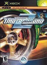 Need for Speed Underground 2 Microsoft Xbox 2004
