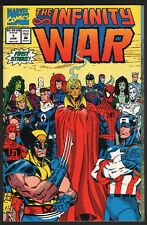 THE INFINITY WAR #1 1992 DIRECT EDITION FIRST ISSUE VFN/NM!