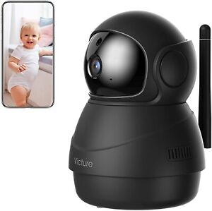 Victure 1080P HD WiFi IP Camera Wireless Indoor Night Vision Motion Detection
