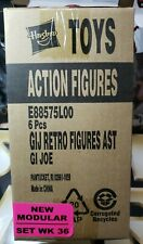 WAVE 1 NEW GI Joe Retro Figures 3.75 Walmart EXCLUSIVE Still In Sealed Case!