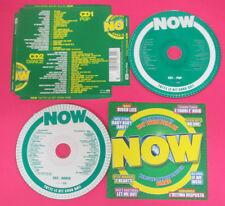 CD Compilation Now Spring 2008 ALICIA KEYS TIZIANO FERRO no lp mc vhs dvd(C43)