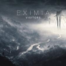 Eximia – Visitors  Cryo Chamber CD 2018  Dark Ambient, Field Recording