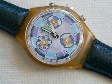 1993  Swiss Swatch Watch Greentic never worn