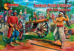 Mars 1/72 Turkish Field Artillery (XVI-XVII Century) # 72103