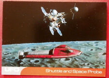 UFO - SHUTTLE AND SPACE PROBE - Card #27 - Unstoppable Cards Ltd 2016