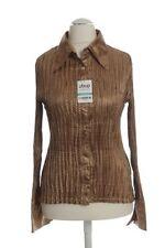 Damenblusen, - tops & -shirts mit klassischem Kragen aus Synthetik Größe 42