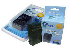 Battery + Charger for Nikon EN-EL20 1 J1 MH-27 - 1300mAh - Lifetime Warranty