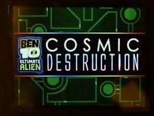 BEN 10 ULTIMATE ALIEN COSMIC DESTRUCTION NINTENDO DS DSi 2DS 3DS NDS CARTUCCIA