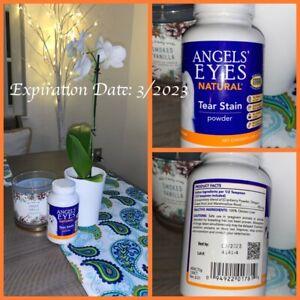 🐶Angels' Eyes Chicken Formula 75 gram Natural Tear Stain Powder Dog Exp 3/23🐶