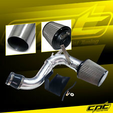 11-14 Sonata Turbo 2.0L 4cyl Polish Cold Air Intake + Stainless Steel Air Filter